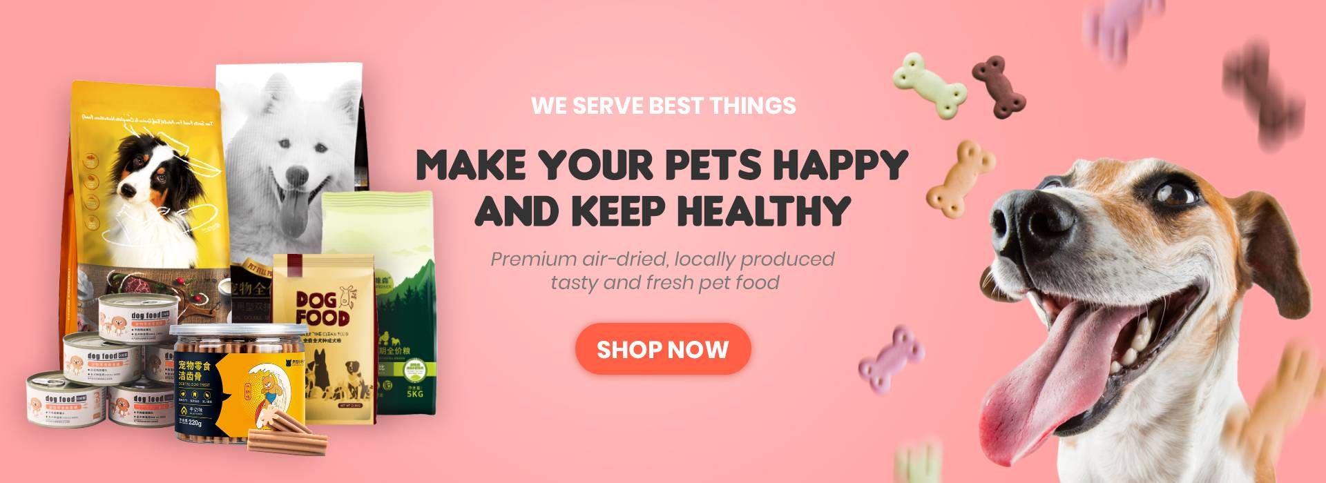 Make Your Pets Happy and Keep Healthy